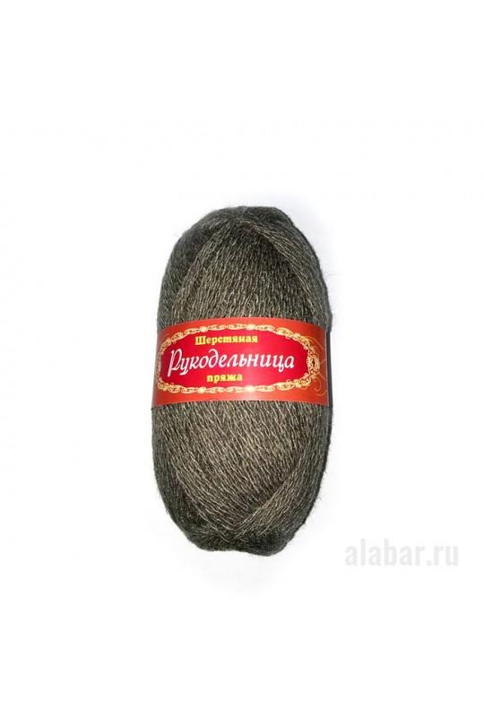 Пряжа «Рукодельница» Св. коричневый|ПР-0006