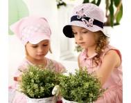 Детские шапки Лето 2021
