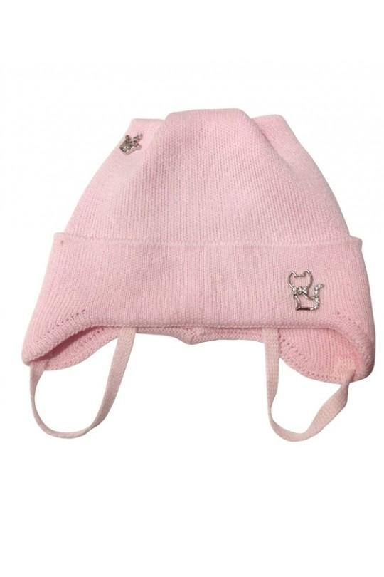 Детская шапка  Пантера