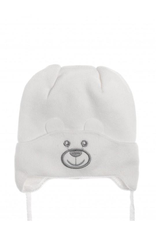 Детская шапка Бамби