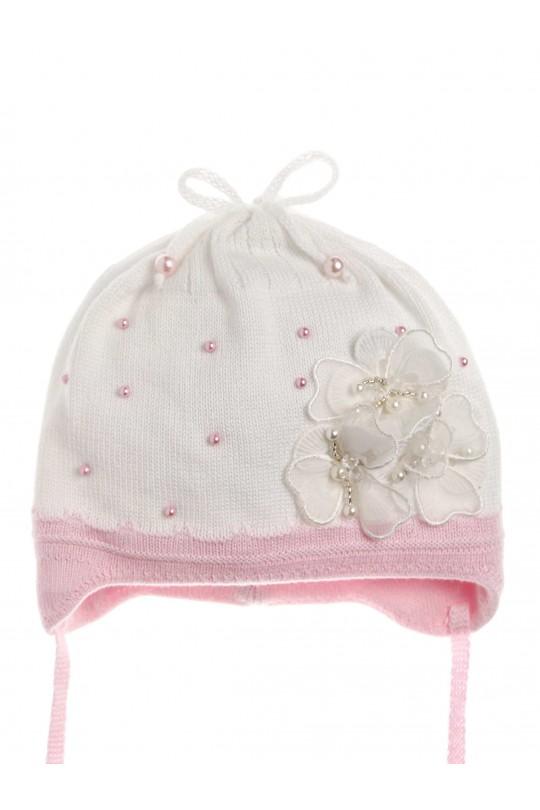 Детская шапка Клариса