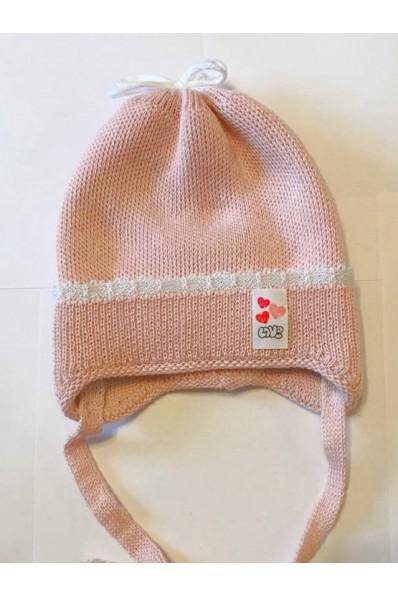 Детская шапка  Краса