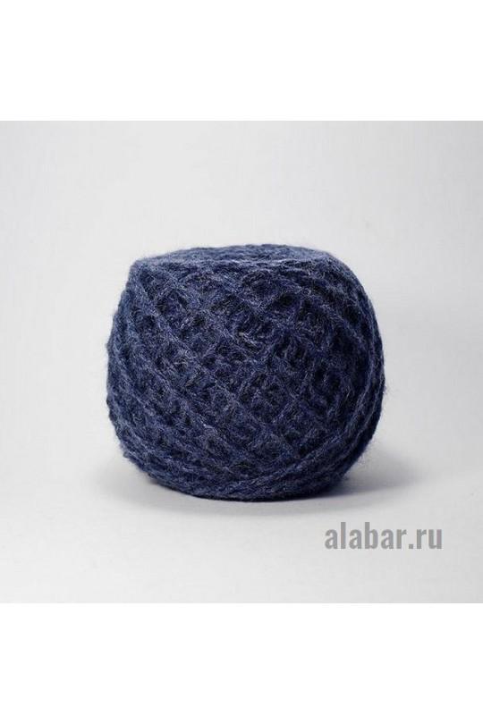 Карачаевская пряжа в клубках по 100 грамм Джинс| ПК-0012